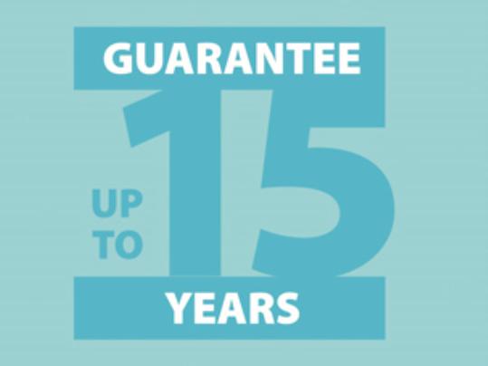 Nuway Tuftiguard HD guarantee