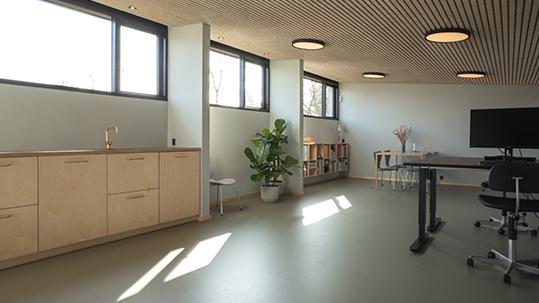 Rosemary green Architect company Friis Moltke