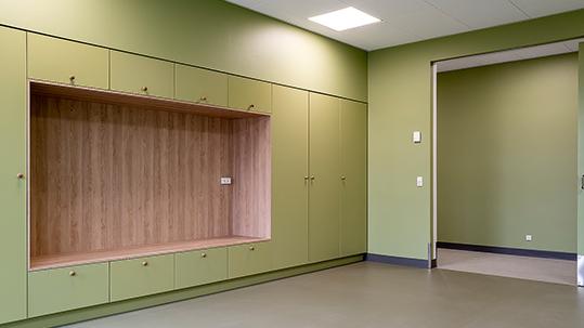 Frydenstrand School Rosemary green 3355