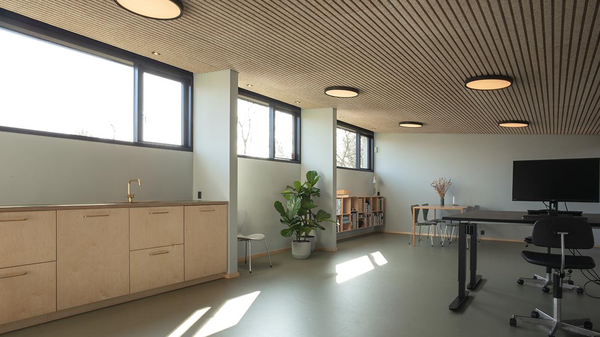 Haaber Arkitekter - Rosemary green 3355