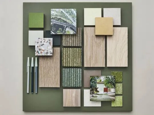 Trend report 2021 | The Greenhouse moodboard