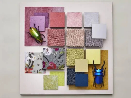 Trend report 2021 | The Flowerbed moodboard
