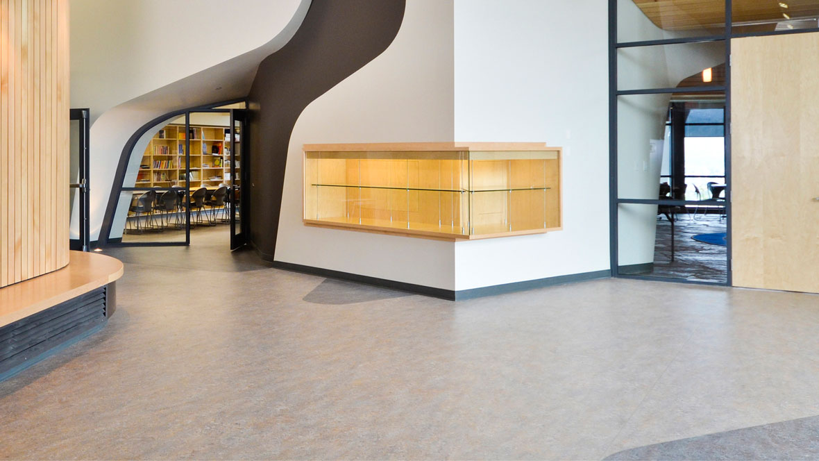 Vivace, Iredale Outma Squilx'w Cultural School, Canada