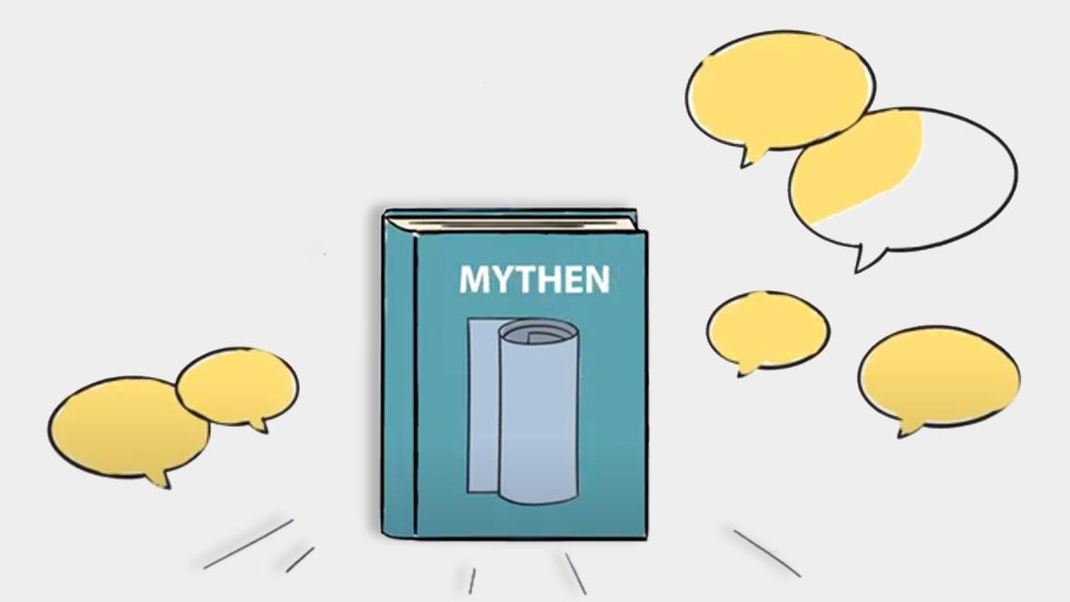 Linoleum Mythen