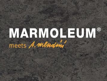 Marmoleum meets Mendini brochure