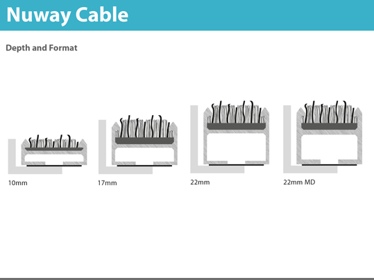 Nuway Cable select your depth