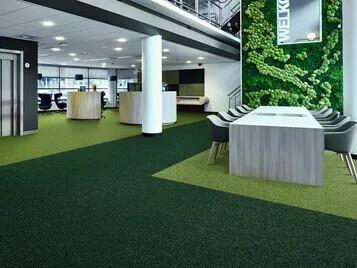 Revêtement de sol textile aiguilleté | Forbo Flooring Systems
