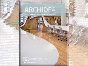 ArchIdea Ausgabe Nr. 55