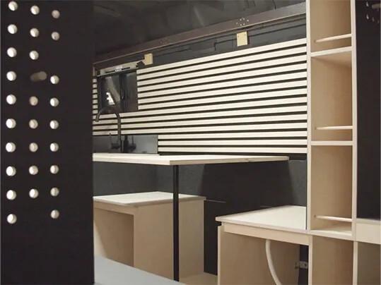 Concept interior van