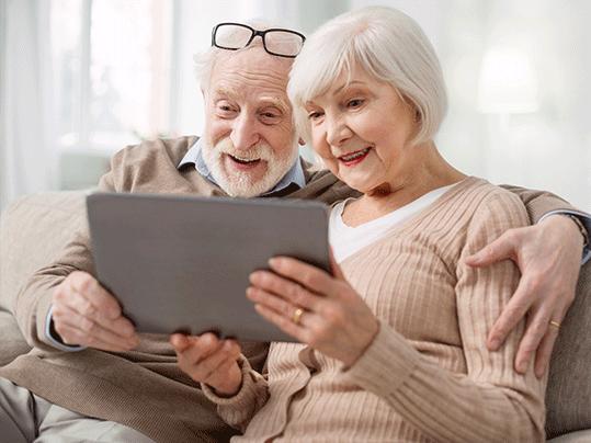 Altenpflege und Digitalisierung