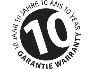 10 Year Warranty Guarantee AU