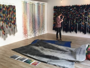 Anna Ray Artist Talk at the Festival of Making 2019